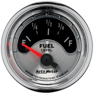 "Auto Meter American Muscle Universal 2-1/16"" Fuel Level Gauge 0-90 Ω SSE - 1214"