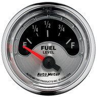 "Auto Meter American Muscle Universal 2-1/16"" Fuel Level Gauge 16-158 Ω - 1218"