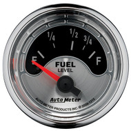 "Auto Meter American Muscle Universal 2-1/16"" Fuel Level Gauge 73-10 Ω - 1215"