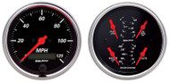 Designer Black Gauge Kit 1408