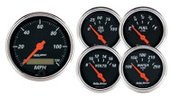 Designer Black Gauge Kit 1421