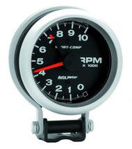 Auto Meter Sport-Comp 0-10000 RPM Pedestal Tachometer 3700