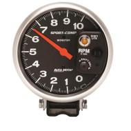 "Auto Meter Sport-Comp 3-3/8"" GPS Speedometer KM/H - 3982-M"