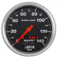 """Auto Meter Sport-Comp 5"""" GPS Speedometer Gauge 3983"""