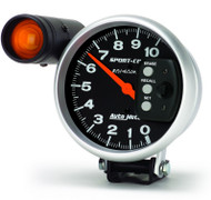 "Auto Meter Sport Comp 5"" Pedestal Tachometer with Ext Shift-Lite 3906"