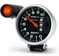 "Auto Meter Sport Comp 5"" Pedestal Tachometer with Ext Shift-Lite 3906"