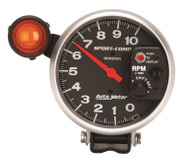 "Auto Meter Sport Comp 5"" Pedestal Tachometer with Ext Shift-Lite 3904"