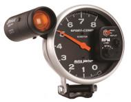"Auto Meter Sport Comp 5"" Pedestal Tachometer w/ Ext. Shift-Lite 3905"