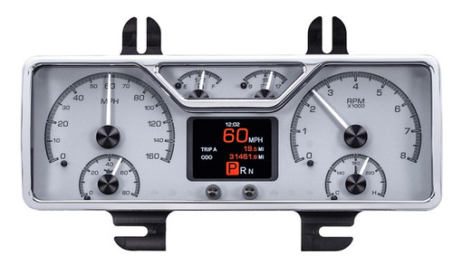 HDX-40F-S (silver alloy style)