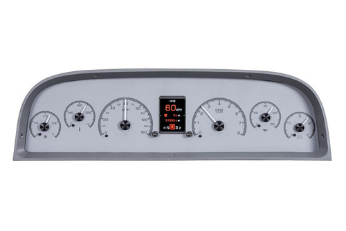 HDX-60C-PU-S (silver alloy style)