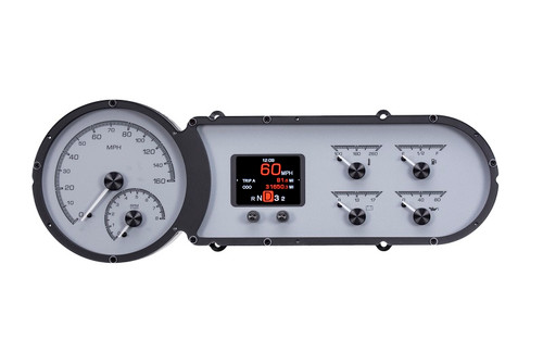 HDX-53C-S (silver alloy style)