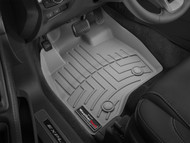 WeatherTech 2016-2017 Ford Focus RS Laser Measured Front Black Floor Liners 449791 - WeatherTech