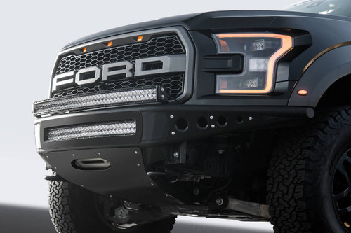 ADD Venom R Front Bumper for 2017-2018 Ford Raptor 3.5L SVT (Winch Mount Included)