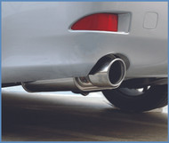 Invidia HS06LISGT3 2006-2013 Lexus Is250/350 Q300 Axle-Back (No-Mid-Pipe) 70mm Pipe 110mm Tip