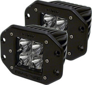 Shop JBO's Special Deals on Rigid Industries Dually Flood Flush Mount Pair of 2 Part Number: 21211 - ADD to CART For SPECIAL PRICE! Call Us at 1-844-JBO-BOLT.