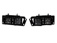 Shop JBO's Special Deals on Rigid Industries 10-15 Ram 2500-3500 4 D-Srs Mount Part Number: 46510 - ADD to CART For SPECIAL PRICE! Call Us at 1-844-JBO-BOLT.