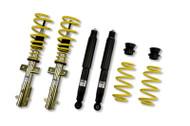 2010-14 Mustang GT ST X Height Adjustable Coilover Kit#90323