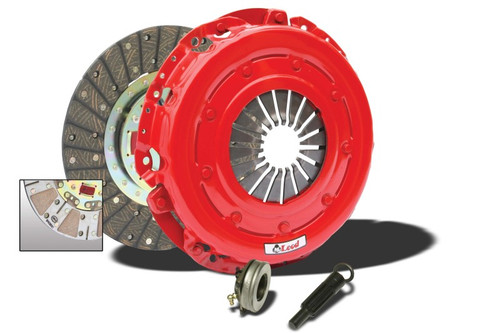 McLeod 2015-2017 Ford Mustang GT Street Extreme Clutch Kit 23 Metric Spline 700hp #75353