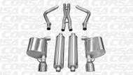 "Corsa 14535 Sport Polished Single 4.5"" Dual Rear Cat-Back for 2011-2014 Chrysler 300   5.7L V8"