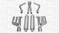 "Corsa 14537 Xtreme Polished Single 4.5"" Dual Rear Cat-Back for 2011-2014 Chrysler 300   5.7L V8"