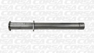 Corsa 14752 Sport to Xtreme    Resonator Delete Kit for 2011-2014 Ford F-150 EcoBoost  3.5L V6