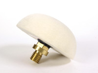 Felt Dome with Brass Adapter