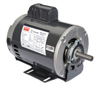 110V, 60Hz or 220V, 50Hz 1/2hp Capacitor Start Motor with Thermal Protection