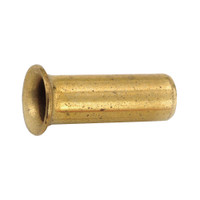 "Thia 1/4"" insert fits inside plastic tubing to insure a water tight sael on all our brass valves.  (Not necessary on push to connects)."