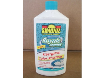 Simoniz Fiberglass Boat Color Restorer - 16 oz Bottle - RM8