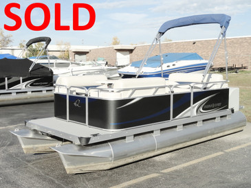 Used Paddle Qwest 616 Family Cruise Pedal Pontoon Boat - 2013 - SOLD
