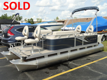 2018 Paddle Qwest 618 Sport Cruise - 24690 - SOLD