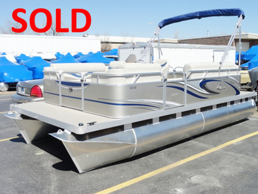 2018 Qwest Edge 818 CR - 26512 - SOLD