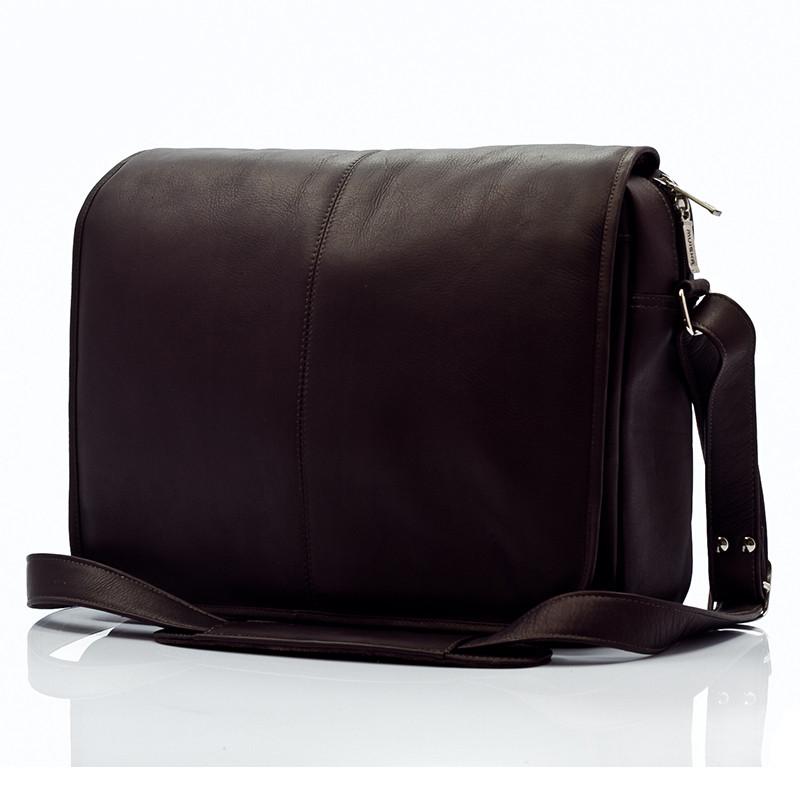 Urban Leather Laptop Messenger Bag | Tokyo by Muiska