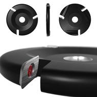 "4.5"" - 3 Slot Carbide Flat Disc (Thin Design)"
