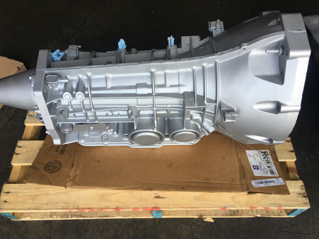 2002-2008 FORD EXPLORER 4.6L  AUTOMATIC TRANSMISSION (5R55W) (NEW HEAVY DUTY TORQUE CONVERTER INCLUDED)