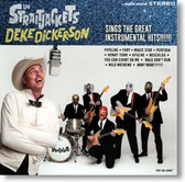 Los Straitjackets & Deke Dickerson - The Great Instrumental Hits