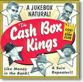 """""""Live At The King Club"""" blues CD by The Cash Box Kings"""