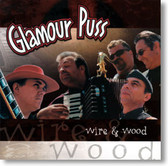 Glamour Puss - Wire & Wood