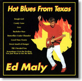 Ed Maly - Hot Blues From Texas