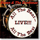 Susan & The Surftones - All The Beat ... All The Best