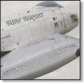 Surf Report - Supersonic Salvation
