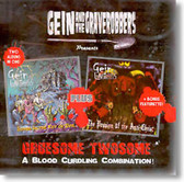 Gein and The Graverobbers - Gruesome Twosome