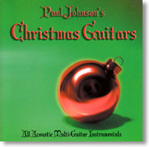 Paul Johnson - Christmas Guitars