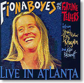 Fiona Boyes and The Fortune Tellers - Live in Atlanta
