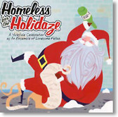An Ensemble of Lonesome Fellas - Homeless For The Holidaze