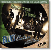 Blues Eaters with The Hot Jivin' Horns - Rock This Town Live