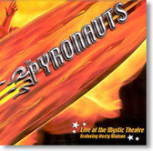 The Pyronauts - Live at The Mystic Theatre