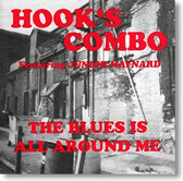 Hook's Combo - The Blues Is All Around Me