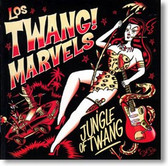 Los Twang Marvels - Jungle of Twang