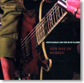 Steve Bailey and The Blue Flames - New Way of Workin'